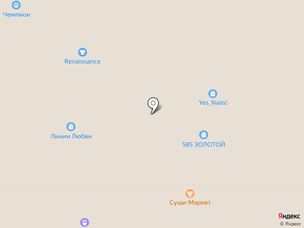 Klever на карте Архангельска