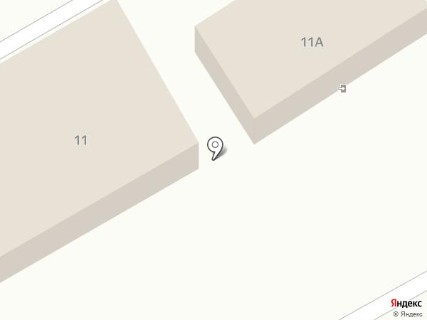 Люкс на карте Владимира