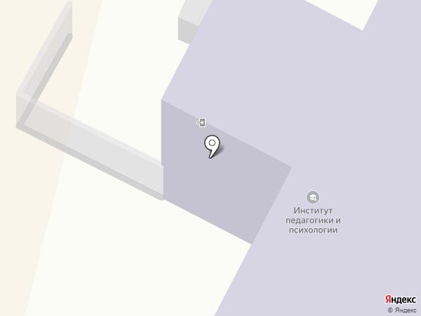Северный (Арктический) федеральный университет им. М.В. Ломоносова на карте Архангельска
