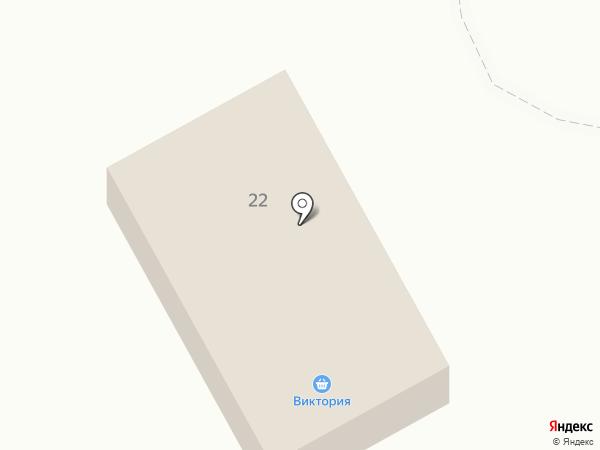 Клязьма на карте Владимира