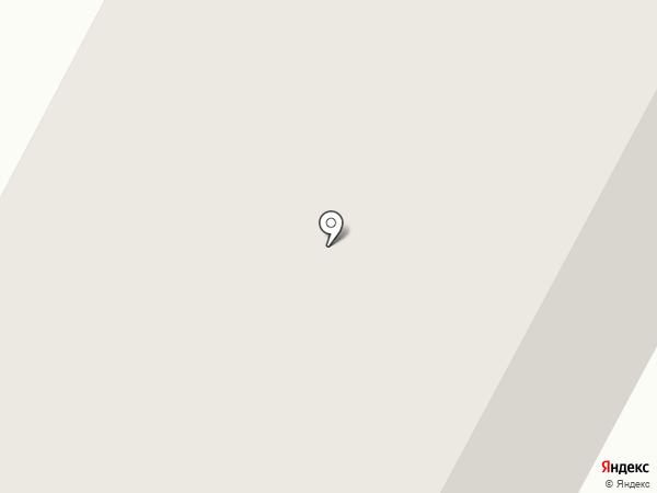 Велес Транс на карте Архангельска