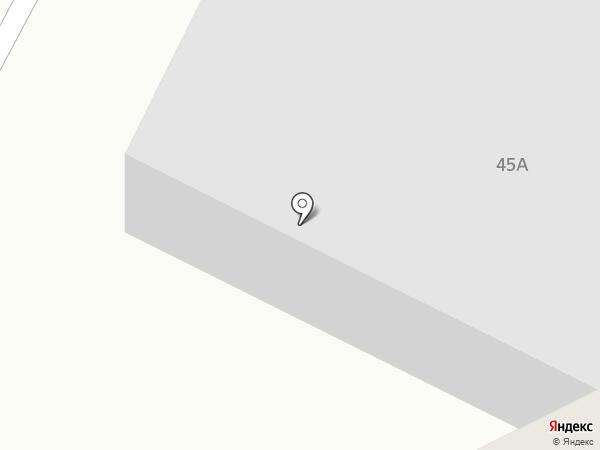 Помор-Сервис на карте Архангельска