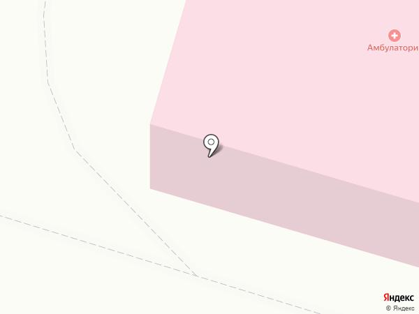 Врачебная амбулатория на карте Катунино