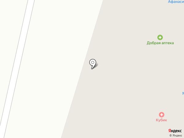 Феникс на карте Катунино