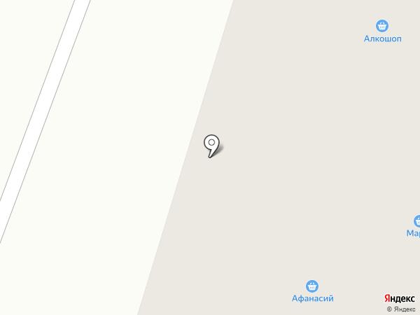 Алко shop на карте Катунино