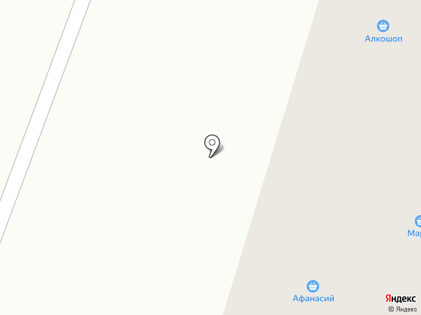 Добрая аптека на карте Катунино