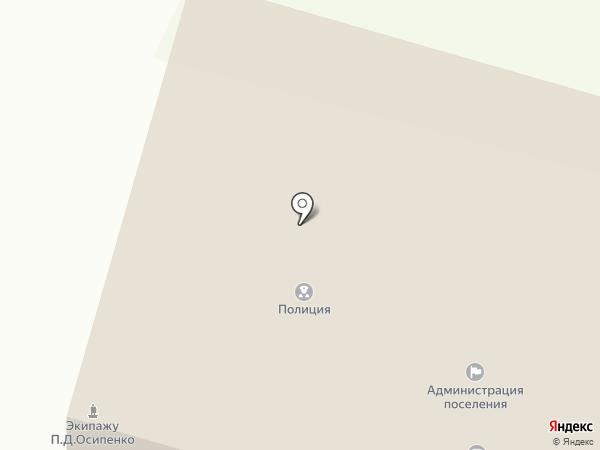 Межпоселенческая центральная библиотека Приморского района на карте Катунино