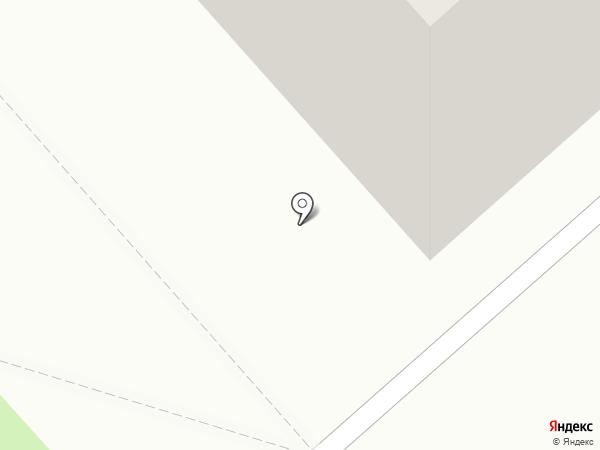 Паспортное отделение на карте Архангельска