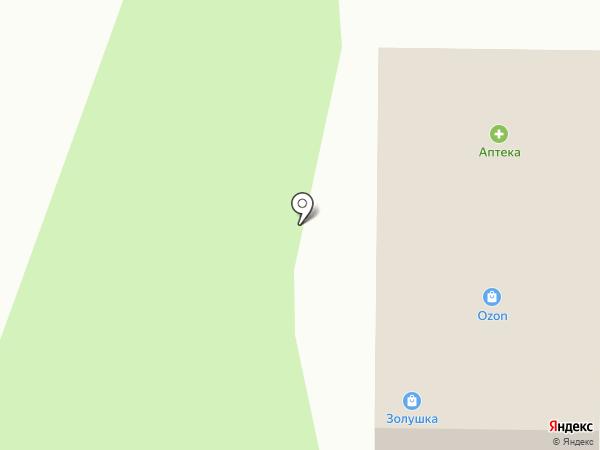 Золушка на карте Талагов