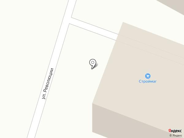 Магазин одежды на карте Архангельска