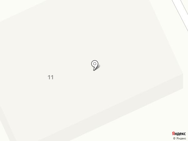 Грузи-вези на карте Архангельска
