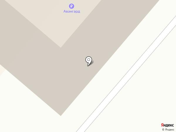 Банкомат, Мособлбанк, ПАО на карте Новодвинска