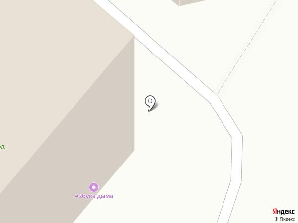 Сотовик на карте Новодвинска