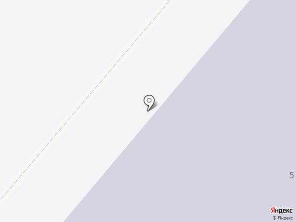 Детский сад №26, Чебурашка на карте Новодвинска