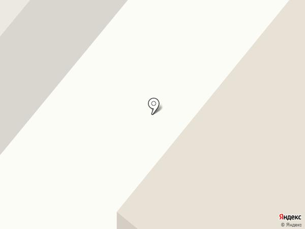 Добрый на карте Новодвинска