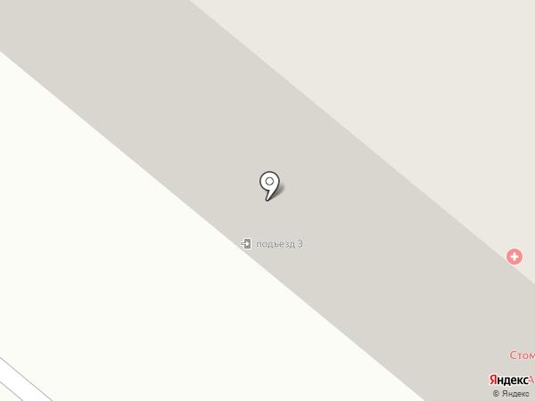 Александрия на карте Новодвинска
