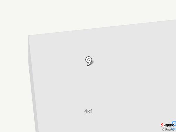 Таис на карте Новодвинска