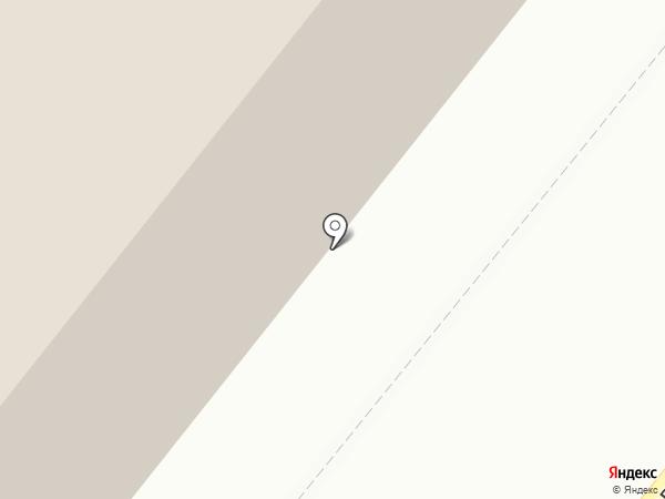 Магазин тканей на карте Новодвинска