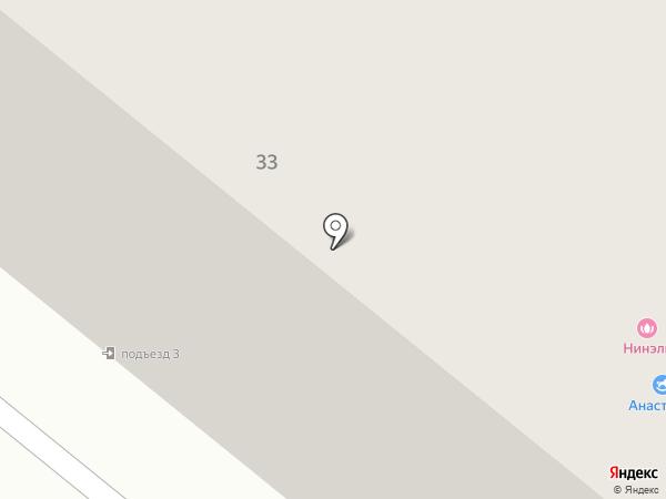 Милена-тур на карте Новодвинска