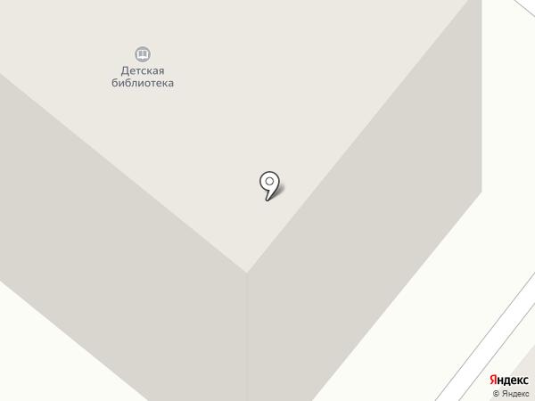 Центр правовой информации на карте Новодвинска