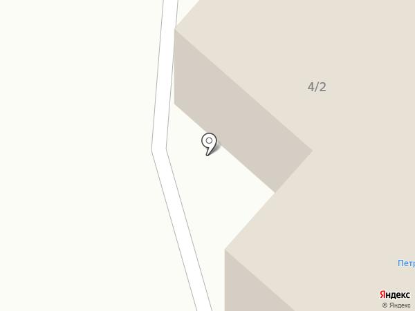 Маманя на карте Новодвинска