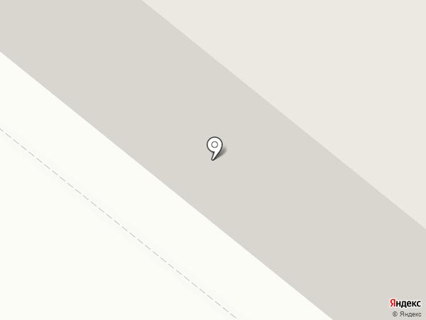 Бристоль на карте Новодвинска
