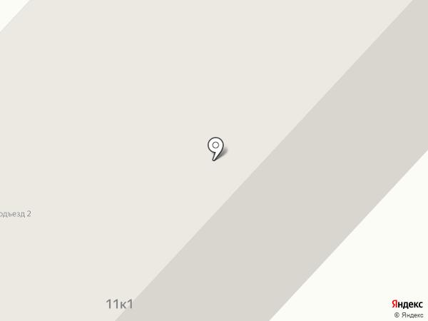Илес, ТСЖ на карте Новодвинска