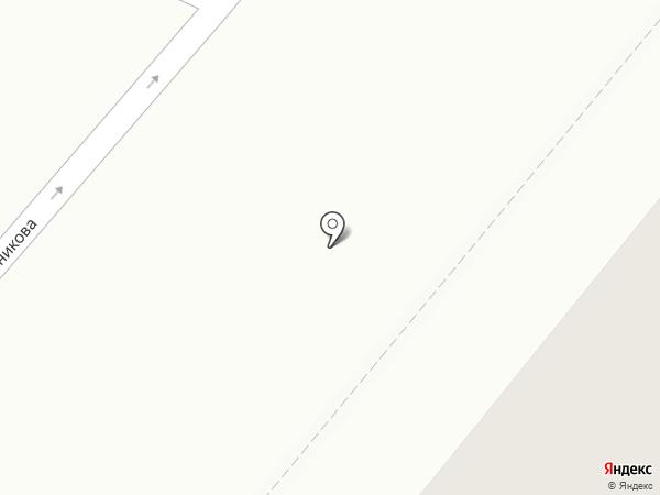 Сатурн на карте Новодвинска