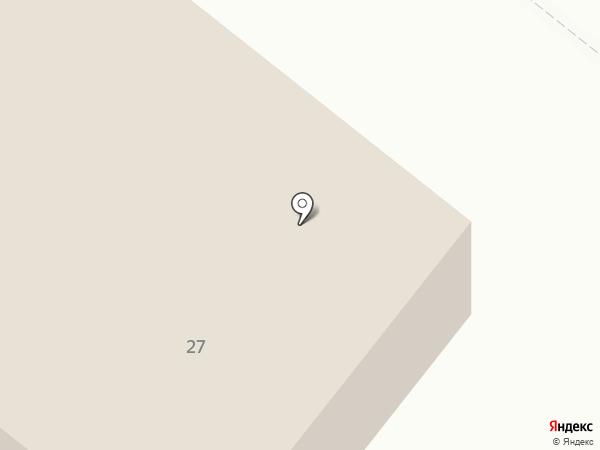 Новодвинская энергетическая сетевая компания, МУП на карте Новодвинска