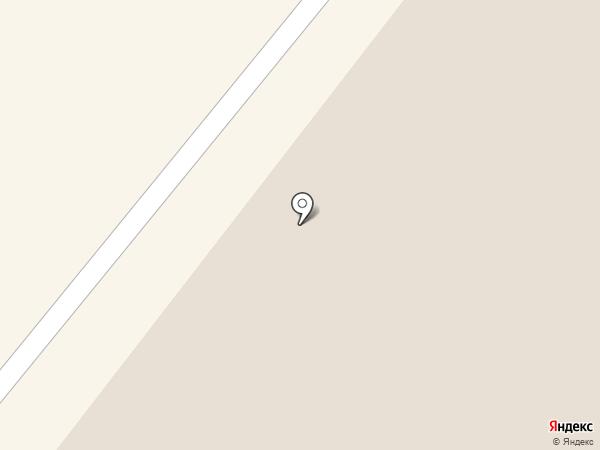 Альбатрос на карте Новодвинска