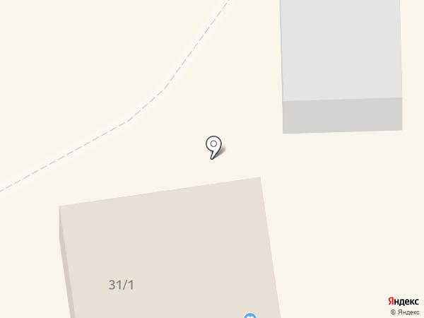 Флорет на карте Новодвинска