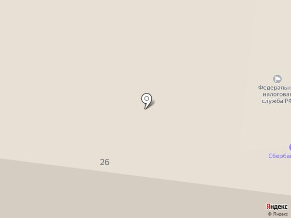 ИФНС на карте Новодвинска