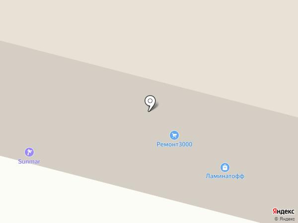 Центури-тревел на карте Новодвинска