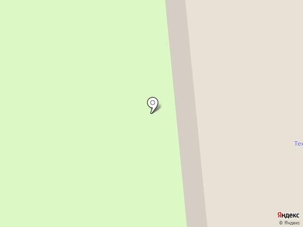 Архбум на карте Новодвинска