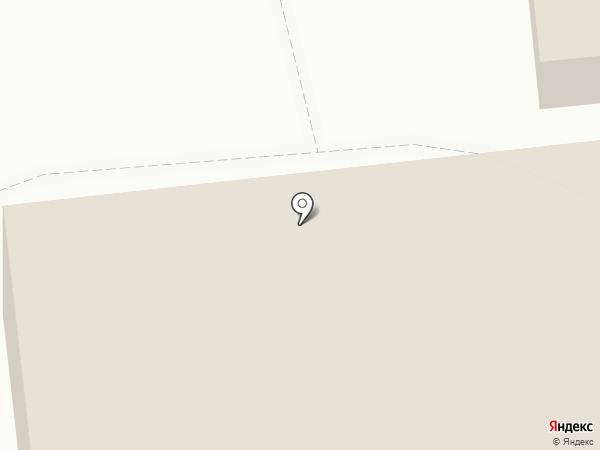 Опцион на карте Новодвинска