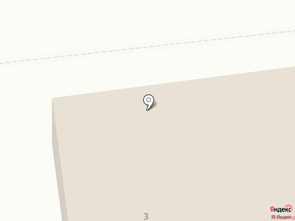 Стайл на карте Новодвинска