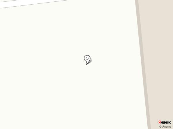 Пилот на карте Новодвинска
