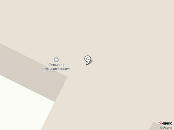 Администрация муниципального образования Уемское на карте Уемского