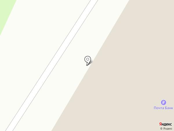 Почтовое отделение связи №75 на карте Уемского