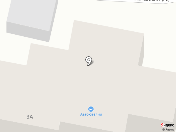 Автоювелир на карте Костромы