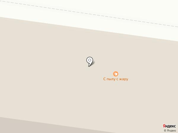 SOLO на карте Костромы