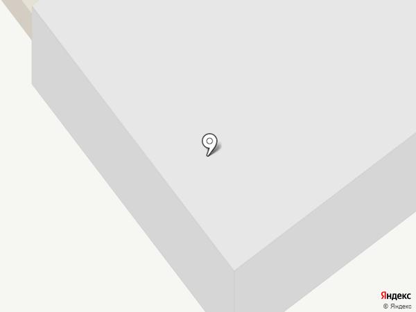 Костромской пряник на карте Костромы