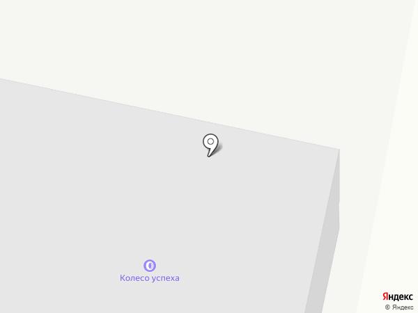 Грузовая автостоянка на карте Костромы