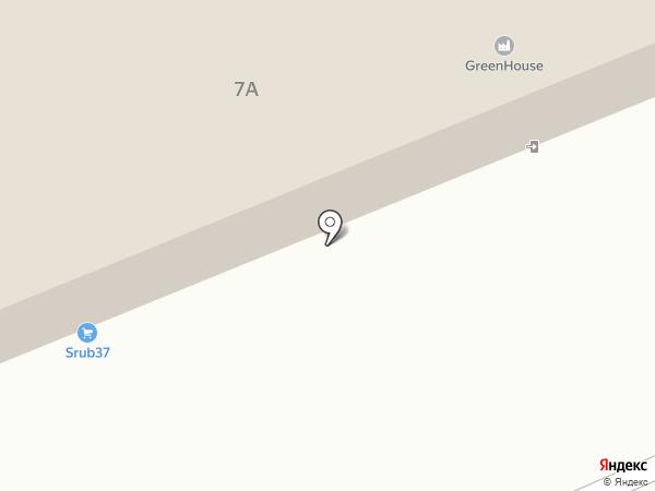 АВТОТРАКТОР37 на карте Иваново