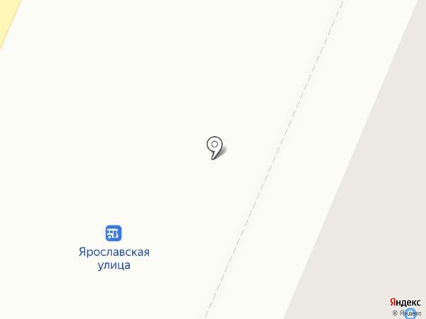 Винный магазин-склад на карте Костромы