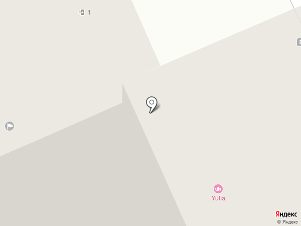 ЖРЭУ №4 на карте Костромы