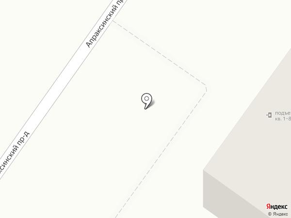 Первый на карте Костромы