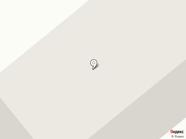 Гаражный кооператив №154 на карте Костромы