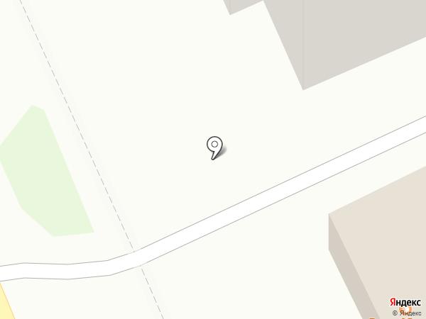 Мебель на Южной на карте Костромы