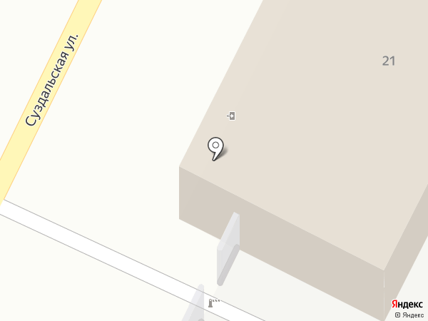 Бизнес Технологии на карте Иваново